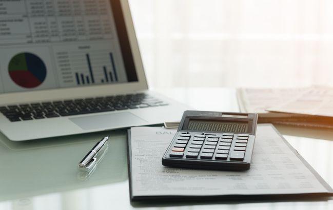 Financial portfolio review concept