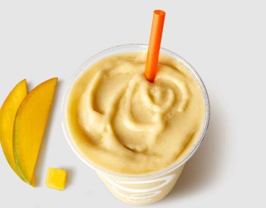 Jamba Juice's Smooth Talkin' Mango smoothie