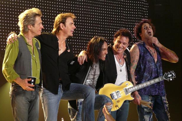 Journey in 2008