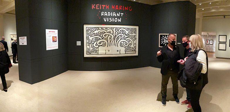 Keith Haring: Radiant Vision