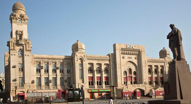 KFC: Baku, Azerbaijan