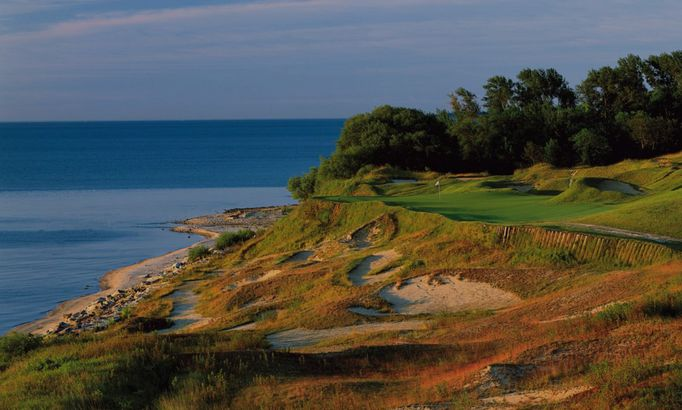 The Straits Course At Whistling Straits — Mosel, Wisconsin