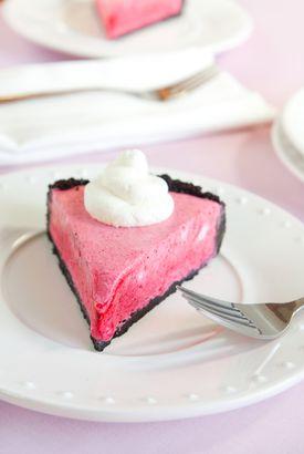 Pink Pie slice