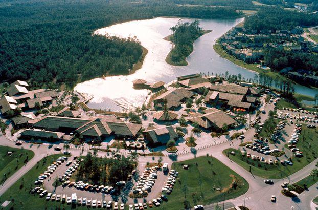 Disney World's Lake Buena Vista Village