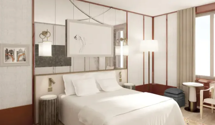 Le Belgrand Hotel Champs Elysees