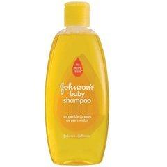 Best Baby Shampoos: Johnson's Baby Shampoo