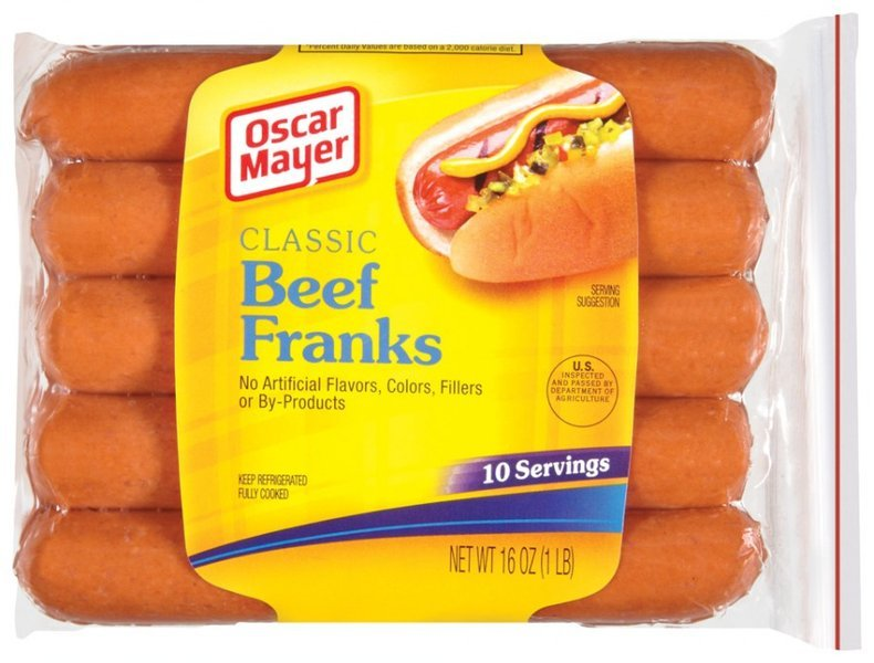 Oscar Mayer Angus Hot Dogs Review