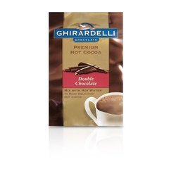 Ghirardelli Double Chocolate Premium