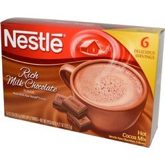 Nestle Rich Milk Chocolate