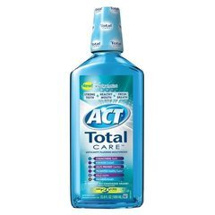 Act Total Care Anti-Cavity Fluoride Mouthwash