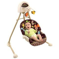 Fisher-Price 2-in-1 Cradle Swing