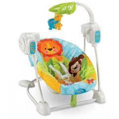 Fisher-Price SpaceSaver Swing & Seat