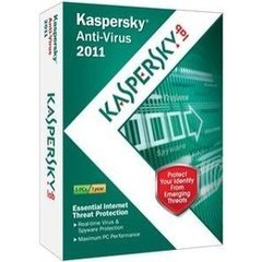 Kaspersky Lab Anti-Virus 2011