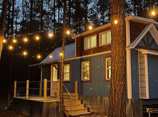 Mississippi: Longleaf Piney Resort