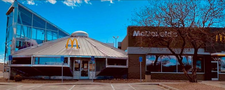 McDonald's: Roswell, New Mexico