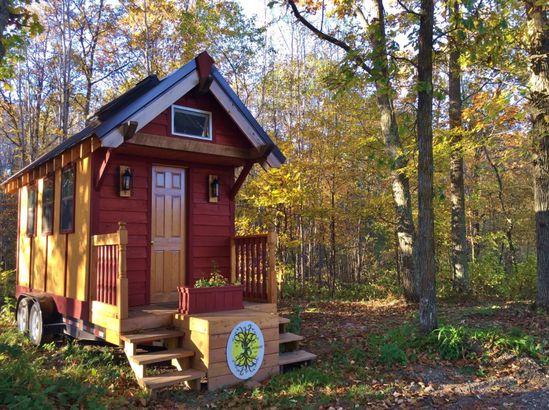 Minnesota tiny home