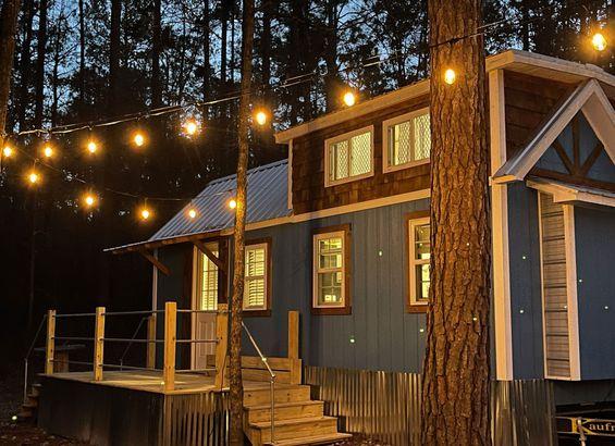 Mississippi tiny home