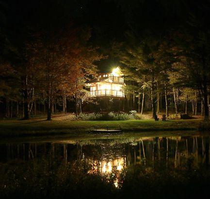 Vermont: Moose Meadow Lodge