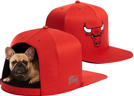 NBA Dog Nap Cap Bed