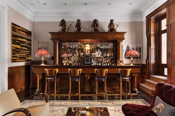 Neil Patrick Harris' bar