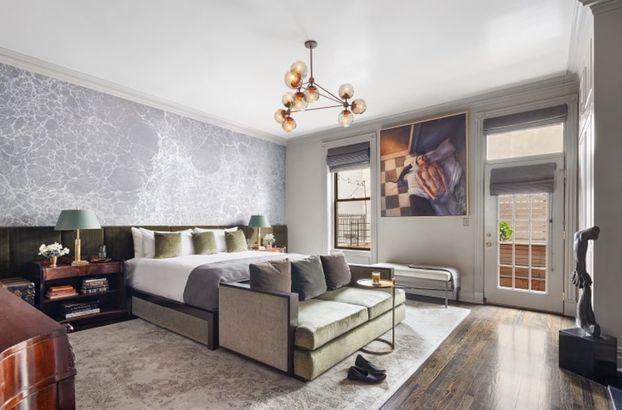 Neil Patrick Harris' bedroom