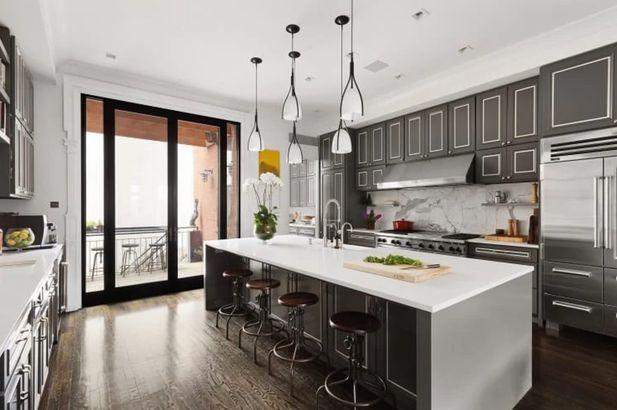 Neil Patrick Harris' kitchen