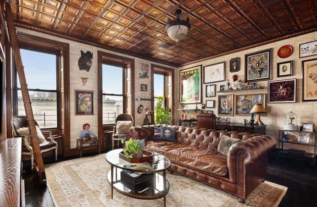 Neil Patrick Harris' living room