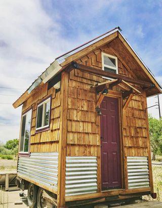 New Mexico tiny home