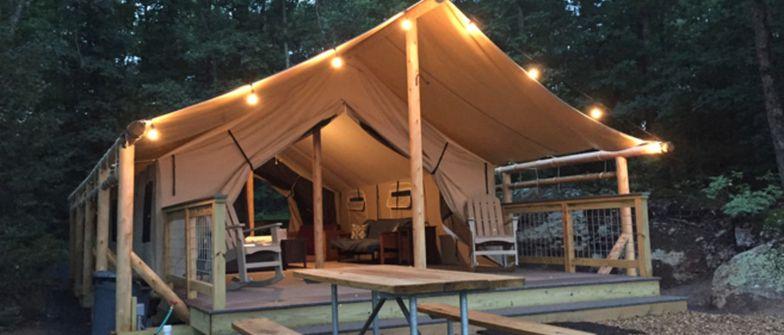 Massachusetts: Normandy Farms Family Camping Resort