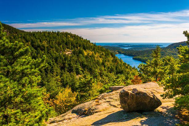 North Bubble, Acadia