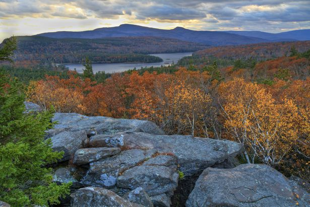 North-South Lake, Catskills