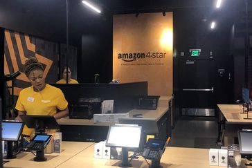 Here S What An Amazon 4 Star Store Is Like Cheapism Com