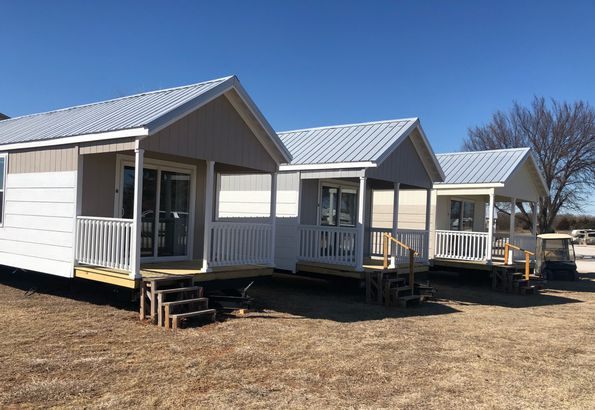 Oklahoma tiny home