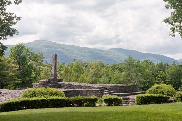 Opus 40, Catskills
