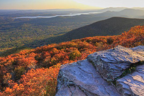 Overlook Mountain, Catskills