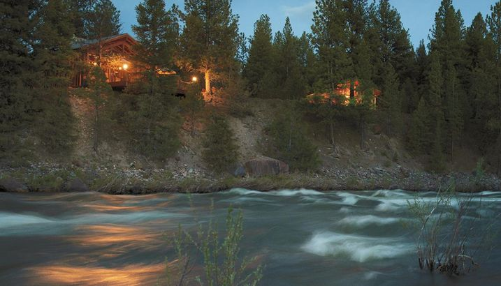 Montana: The Resort at Paws Up