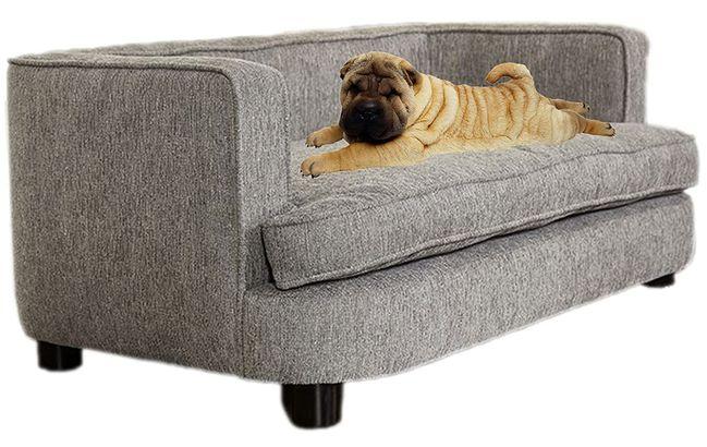 DUTUI Pet Fabric Sofa