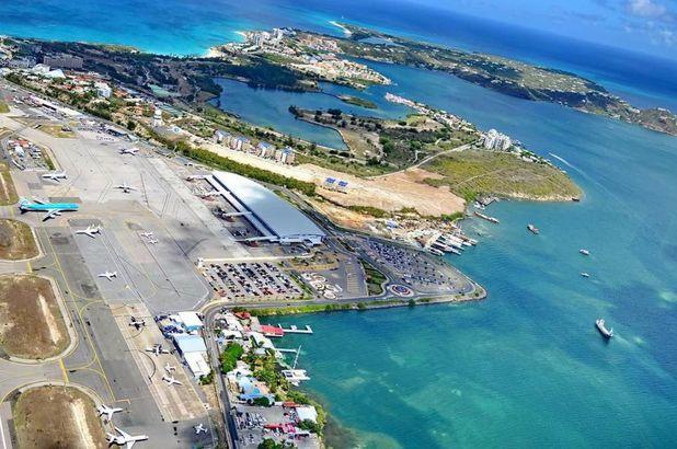 Princess Juliana International Airport, Dutch Caribbean