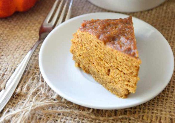Instant Pot Pumpkin Spice Cake
