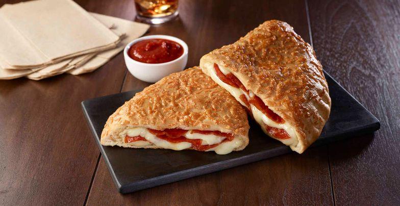 Pizza Hut's P'Zones