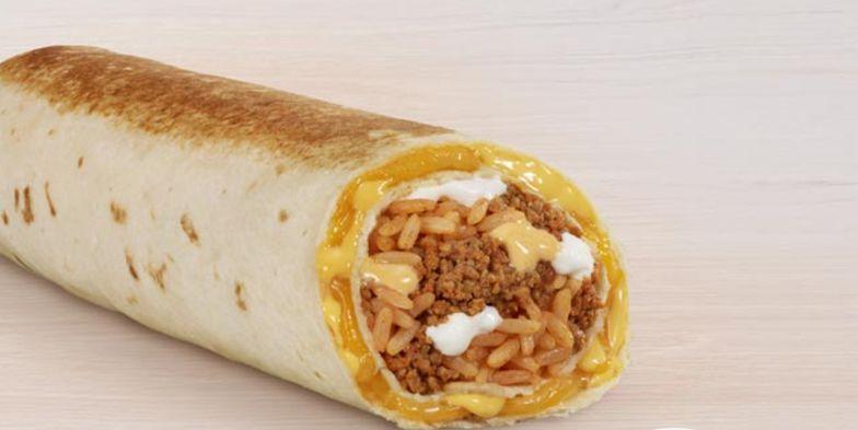 Taco Bell's Quesarito