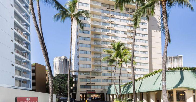 Ramada Plaza by Wyndham, Waikiki