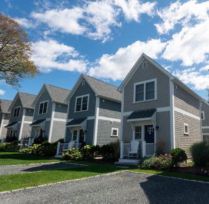 Rhode Island tiny home