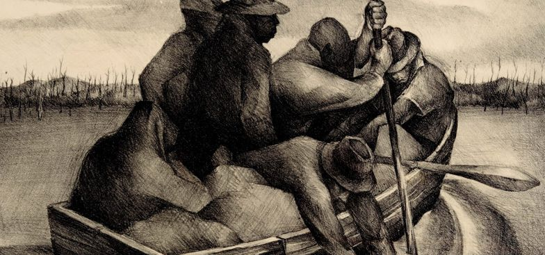 Robert Blackburn & Modern American Printmaking