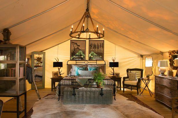 Maine: Sandy Pines Campground