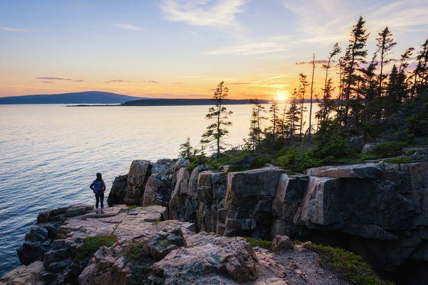 Schoodic Point, Acadia