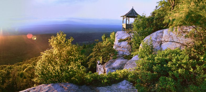 Shawangunk Mountains, Catskills