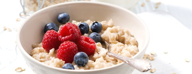 Switching Cereal for Oatmeal