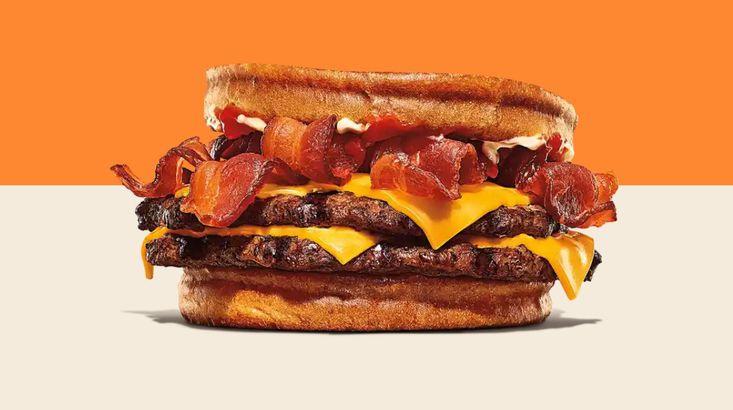 Burger King's Sourdough King