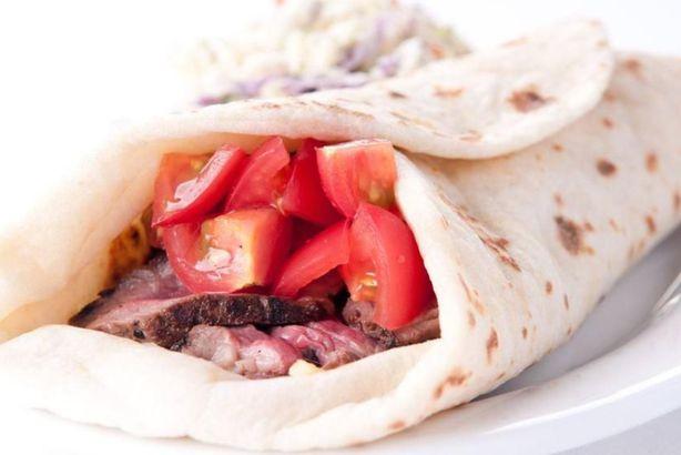 Whataburger's Steak Fajitas